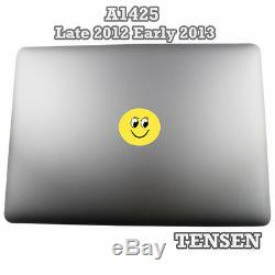 13 LCD LED Macbook Pro Full Retina Display Assembly A1425 MD212 MD213 2012 2013