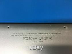 2012 Apple Macbook Pro 13 2.5GHZ i5 2GB RAM A1278 For Parts, cracked LCD