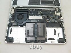 2015 Apple Macbook Pro 13 Mf839ll/a I5 2.7ghz 8gb 128gb As Is Crack LCD Read