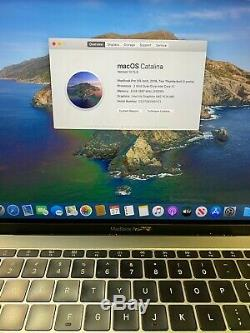 2016 Apple Macbook Pro MLL42LL/A 13.3 i5 2Ghz 8GB Ram 256GB SSD LCD DISCOLOR