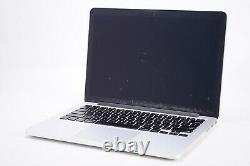 Apple 13 MacBook Pro Retina 2015 2.7 A1502 MF839LL/A LCD Coating Bad -RK2004