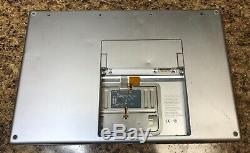 Apple 15 MacBook Pro 2.16GHz CD, 2GB, 100GB HDD, X1600 256MB, Glossy LCD A1150