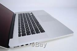 Apple 15 MacBook Pro Retina 2014 2.2 i7 16GB LCD & More Issues MGXA2LL/A RK1773