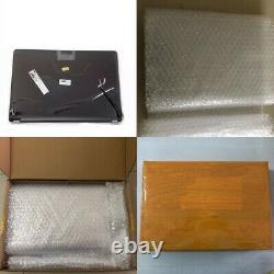 Apple MacBook Pro 13A1706 A1708 2016 2017 Retina LCD Screen Assembly Silver OEM