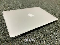 Apple MacBook Pro 13 2014 i5 2.6GHz 8GB 128GB MGX72LL/A Cracked LCD Screen #BBL