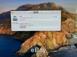 Apple MacBook Pro 13 i5 8GB RAM, 128 SSD Early 2015 cracked LCD Screen Nice One