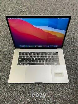 Apple MacBook Pro 15 (2017) Touch Bar i7 2.8GHz 16GB 256GB SSD LCD DAMAGE