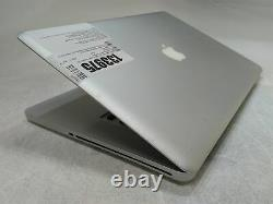 Apple MacBook Pro 15 A1286 Powers On BAD LCD Water Damage AS-IS for Parts