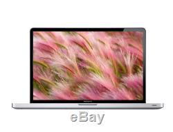 Apple MacBook Pro 15 Core i7 2.3GHz 16GB 240GB SSD MD035LL/A Warranty