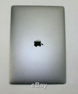 Apple MacBook Pro 15 LCD Screen Display Assembly A1707 2016 2017 Space Gray