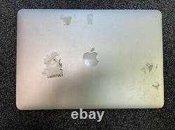 Apple MacBook Pro 15 Retina (2013) 2.8GHz i7 16GB 768GB SSD LCD discolor