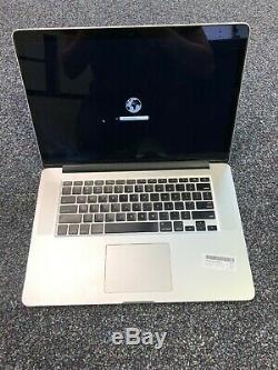 Apple MacBook Pro 15 Retina (2014) i7 2.2Ghz 16GB 256GB LCD Discoloraiton
