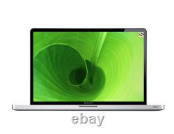 Apple MacBook Pro 15 inch Core i7 Powerful / OSX 2017! Warranty