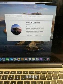 Apple MacBook Pro 2013 13 RETINA i5 2.6GHz 8GB 256GB LCD Damage / Heavy Wear