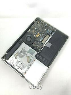 Apple MacBook Pro 7,1 A1278 mid 2010 faulty spares repairs LCD keyboard screen