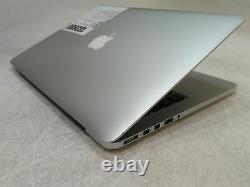 Apple MacBook Pro Retina 13 A1502 Core i5-5257U 2.7GHz 8GB 256GB BAD LCD AS-IS