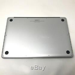 Apple MacBook Pro Retina 15 2013 A1398 i7 2.7GHz 8GB RAM 256GB Cracked LCD