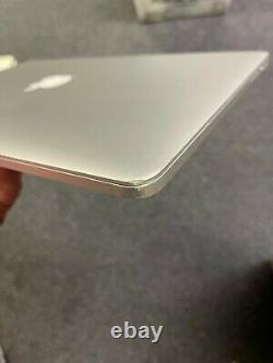 Apple MacBook Pro Retina 15 (2013) i7 2.3GHz 16GB 256GB SSD LCD DAMAGE