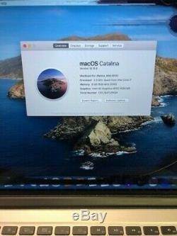 Apple MacBook Pro Retina 15 (Mid 2012) i7 2.3GHz 8GB 512GB SSD Cracked LCD