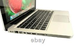 Apple Macbook Pro 13 Laptop i5 8GB RAM 500GB HD MacOS Catalina WARRANTY
