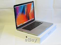 Apple Macbook Pro 15 15.4 (i7 2.8GHZ, 16GB Ram, 2TB SSD) MJLU2LL/A NEW LCD