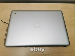 Apple Macbook Pro 15 A1286 2010 2011 2012 Complete LED LCD Screen Assembly LID