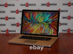 Apple Macbook Pro 15 Laptop i7 / 16 GB RAM + 2 TB Solid State Drive / OS 2018