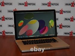 Apple Macbook Pro 15 Laptop i7 / UPGRADED 16GB RAM + 2TB SSD / MAC OS 2018
