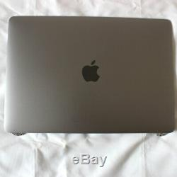 Apple Macbook Pro A1706 A1708 2016 LCD Full Screen Assembly 13 Gray 661-05095