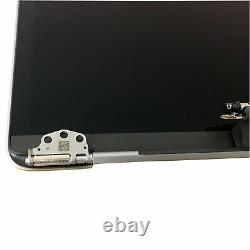 Assemblage d'écran LCD Retina gris pour Apple Macbook Pro 13 A1706 A1708