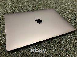 Cracked Screen LCD Macbook Pro a1706 2017 8GB Core i5 3.1GHz 256GB SSD Touch bar