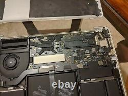 Early 2015 MacBook Pro 13 3.1GHz i7 16GB RAM 128 GB SSD NO LCD SCREEN