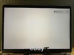 Écran LCD Complet Pour Macbook Pro 13 A1706 Et A1708 Grey Gray (grade C)