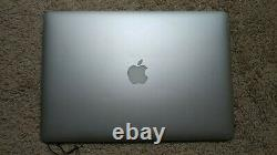 Full Screen Apple Display LCD Assembly 15 MacBook Pro Retina A1398 Mid 2015 A- 3