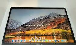 GENUINE LCD Screen Assembly MacBook Pro 15 A1707 2016 2017 Gray 661-06375 / C