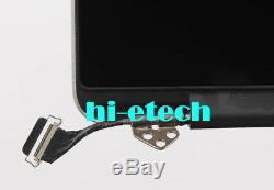 LCD Screen Assembly for Apple MacBook Pro Retina 15 A1398 2015 Year 661-02532