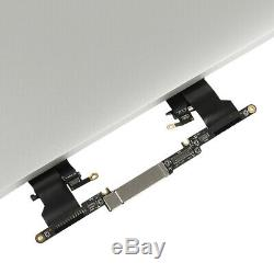 LCD Screen Display Assembly For Macbook Pro 13'' A1706 A1708 2016 2017 Silver