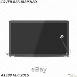 LED LCD Screen Retina Display Assembly for MacBook Pro 15 A1398 middle 2015