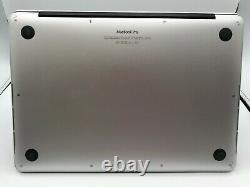 MacBook Pro 13 Retina 2015 MF839LL/A 2.7GHz i5 8GB 256GB Screen Crack LCD Issue