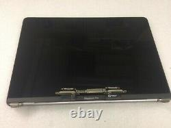 MacBook Pro 13 Retina A1706 A1708 2016 2017 LCD Display Space Gray READ LOOK