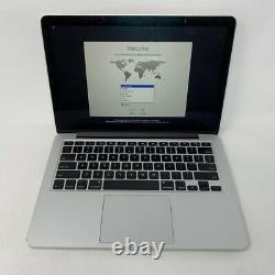 MacBook Pro 13 Retina Early 2015 2.7GHz i5 8GB 256GB SSD LCD Spot READ