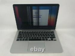 MacBook Pro 13 Retina Early 2015 MF839LL/A 2.7GHz i5 8GB 128GB LCD Issue