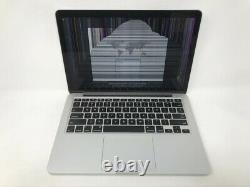 MacBook Pro 13 Retina Early 2015 MF841LL/A 2.9GHz i5 8GB 512GB LCD Damage