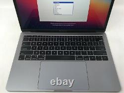 MacBook Pro 13 Space Gray 2017 2.3GHz i5 8GB 256GB SSD Good LCD Spot