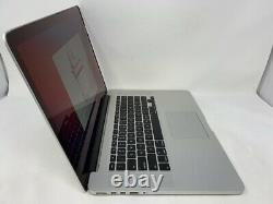 MacBook Pro 15 Retina Mid 2015 2.8GHz i7 16GB 512GB SSD LCD Damage READ