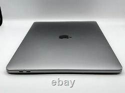 MacBook Pro 15 Touch Bar Space Gray 2018 2.9GHz i9 32GB 1TB Fair LCD Spot