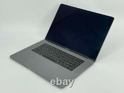 MacBook Pro 15 Touch Bar Space Gray 2019 2.3GHz i9 16GB 1TB READ LCD Issue