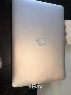 Macbook Pro 15 Retina Late 13 Early 2014 i7 2.6 MGHz 16GB Cracked Lcd Read