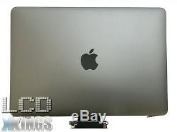 Macbook Pro A1534 Retina Display 12 LCD Assembly Early 2015 Grey Refurb Lid