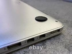 Macbook Pro i7 2.8GHz Processor 500GB HD 15.4 Retina 2880 x 1800 LCD 16GB RAM